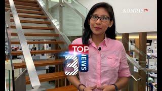 [Top 3 News] Jokowi Minta Pengesahan RKUHP Ditunda | Hanif Dhakiri PLT Menpora | Veronica Koman DPO
