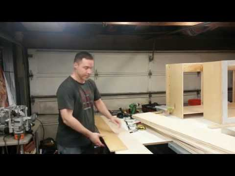 Fireplace Surround Part 5: Shelf Pin Jig & An Important Lesson!