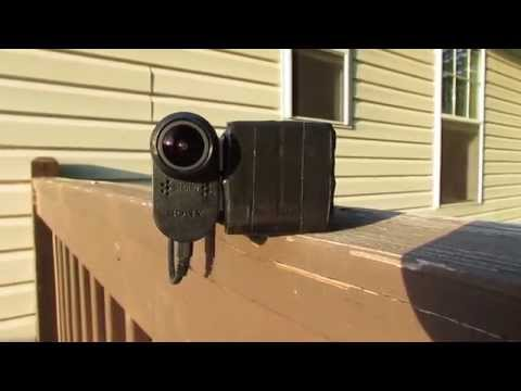 How To - Sony HDR-AS10 Action Cam - Ultra Long Record Time with an External Battery