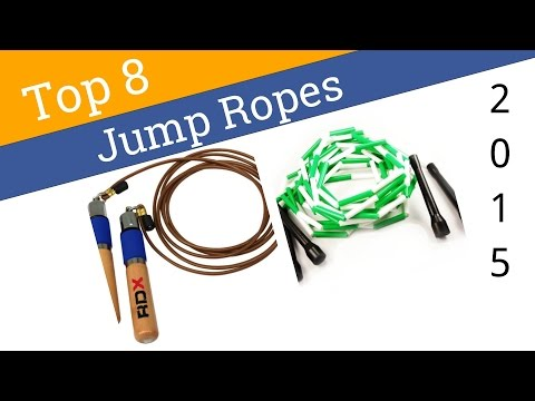 8 Best Jump Ropes 2015