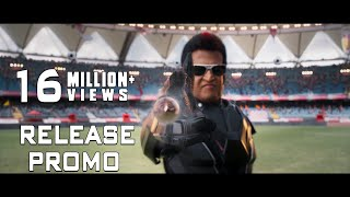 2.0 - Release Promo [Hindi] | Rajinikanth | Akshay Kumar | A R Rahman | Shankar | Subaskaran