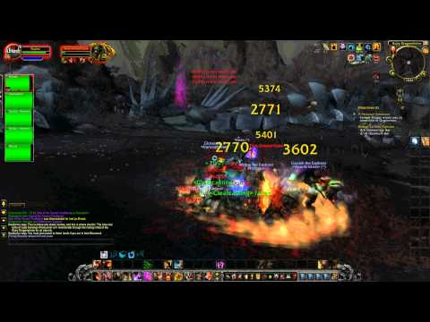 World of Warcraft Public test realm 4.3 new dungeon End Time