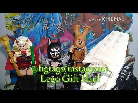 figtags Lego Gift Haul!