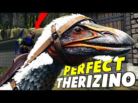 Aberrant Therizino Tame | ARK Aberration Modded | TheOtherGuys Server | E26