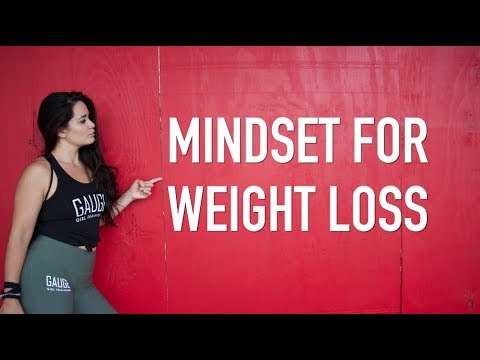 Mindset For Weight Loss| Morning Motivation Ep. 16 | Gauge Girl Training