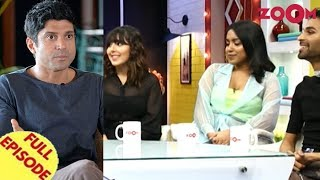 Farhan Akhtar LASHES OUT at Censor Board | Myntra Fashion Superstar winners exclusive interview
