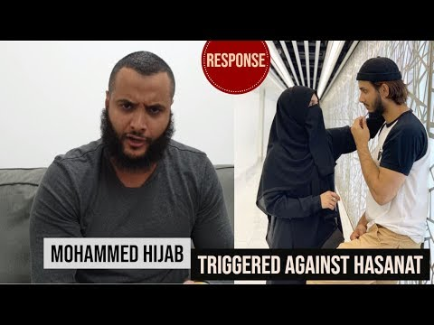 Xxx Mp4 Mohammed Hijab Calls Out Hasanat How Religion Can Ruin Relationships 3gp Sex
