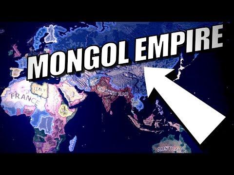 Mongolia Fully Restored! (Mongol Empire 1936)   Hearts of Iron 4 [HOI4]