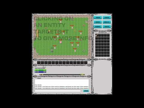 2D MMORPG Java