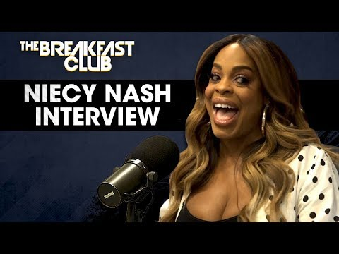 Niecy Nash Talks Her Bossy Character On 'Claws', Growing Up Funny + More