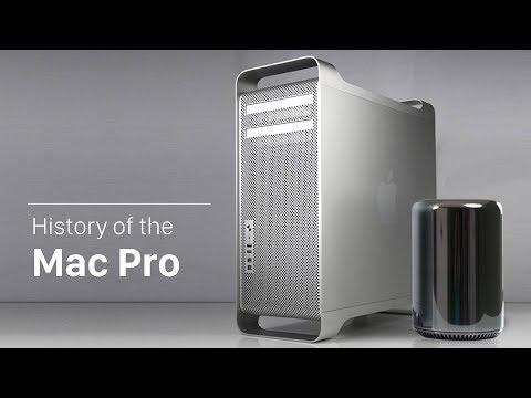 History of the Mac Pro