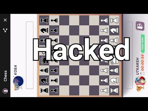 How to Hack Facebook Messenger Chess