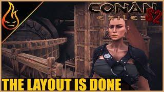 CONAN EXILES - Age of Calamitous - Demon Bear! #5 (Gameplay
