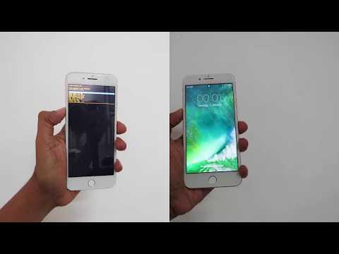 i phone 6s plus hard reset