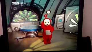 Teletubbies: Jumping Into The House