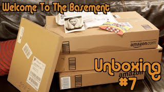 unboxing 7 welcome to the basement