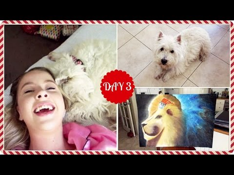 PAINTINGS, CHRISTMAS CARDS & HICCUPS | DOGMAS