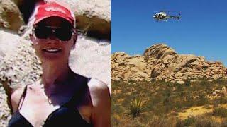 Woman in Bikini Vanishes in Desert