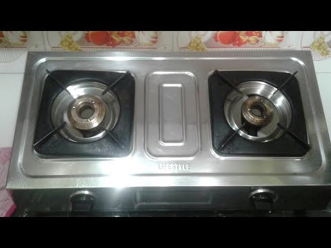 How to Clean Gas Stove top / How to Clean Gas Stove at Home / Gas stove Cleaning and Maintenance /