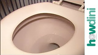 How To Unclog A Toilet How To Free A Clogged Toilet