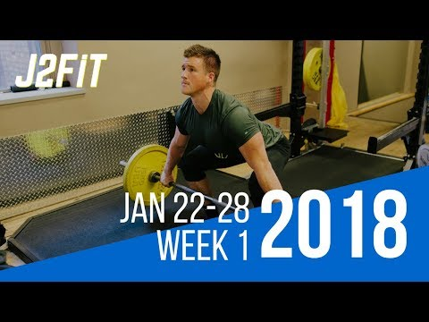 Olympic Weightlifting Programming Notes | Winter Contest Prep Cycle | Week 1
