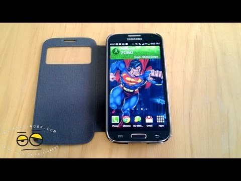 Spigen Galaxy S4 Case Ultra Flip View Case Review