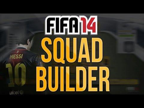 FIFA 14 EPIC 350k Hybrid Squad Builder - Ft. 5xTOTS