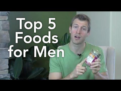 Top 5 Foods for Men - Transformation TV - Ep. #028