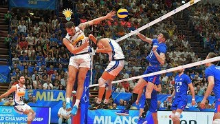 Craziest Volleyball Actions Of All Time (HD)