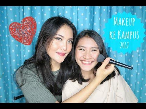 MAKEUP KE KAMPUS SUPER NATURAL! 2017 / INDONESIA