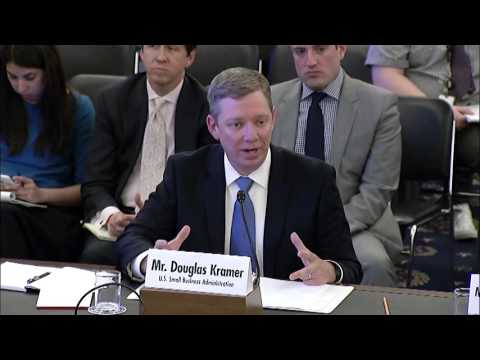 Sen. Markey,  FEMA, SBA Discuss Federal Disaster Response - April 6, 2016