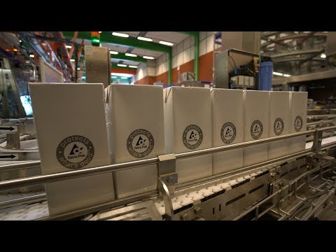 Like clockwork: Tetra Pak keeps food and drink flowing safely