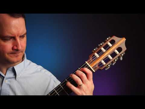 Classical Guitar Technique Tip: Left Hand Accuracy