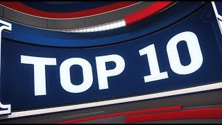Top 10 Plays Of The Night December 4 2017