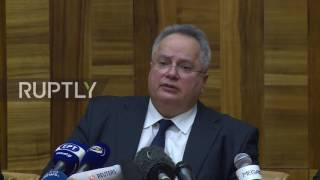 Switzerland: Cyprus is 'foremost an issue of occupation