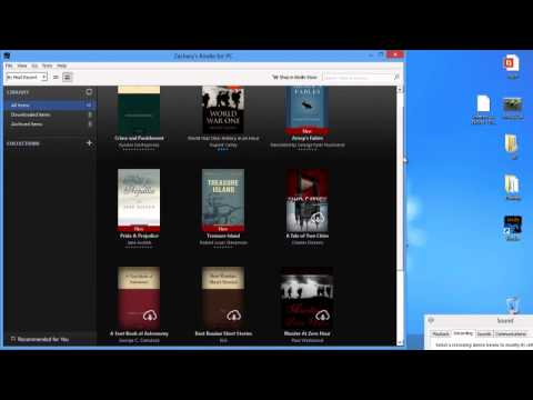 Syncing a Book to Kindle From Kindle for PC : Kindle 2