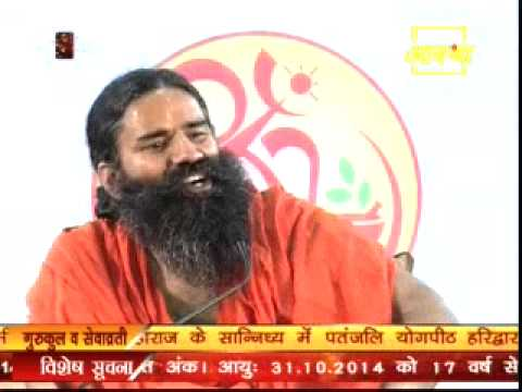 How to Balance 4 Factors of Body for Healthy Body- By Swami Ramdev , Part 1/2