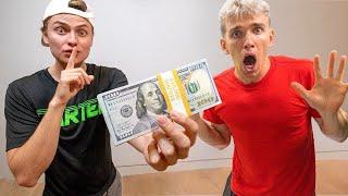 I GAVE STEPHEN SHARER $10,000