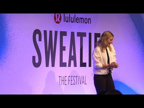 lululemon | How I Built My Body & My Mindset with Amy Hopkinson at Sweatlife Festival
