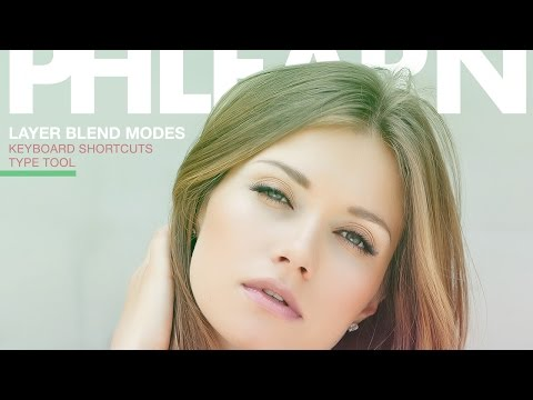 How to Stylize a Magazine Cover in Photoshop