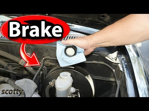 How to Change Brake Fluid in Your Car