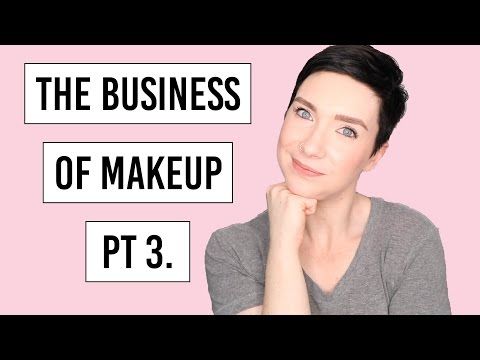 The Business of Makeup Part 3: Building Your Portfolio