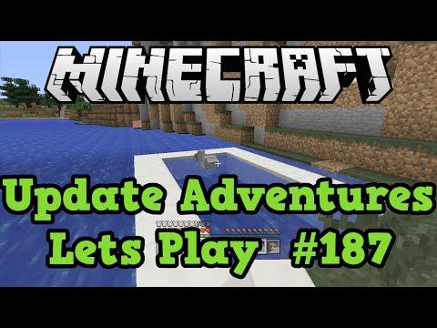 Minecraft Xbox 360 TU16 #187: Building a Boat House