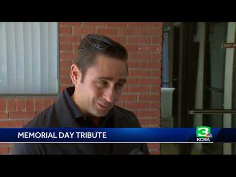 Moving tribute honors veterans in Yuba City
