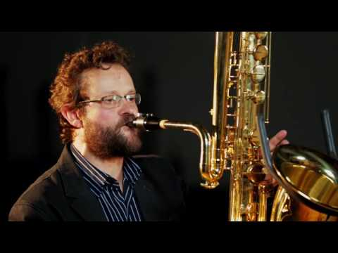 J.S Bach - Prelude from the Bach Cello Suite No. 2 BWV 1008 for Bass Saxophone