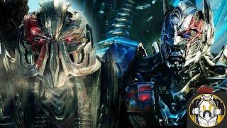 Quintessa Controlling Optimus Prime & Megatron   Transformers: The Last Knight