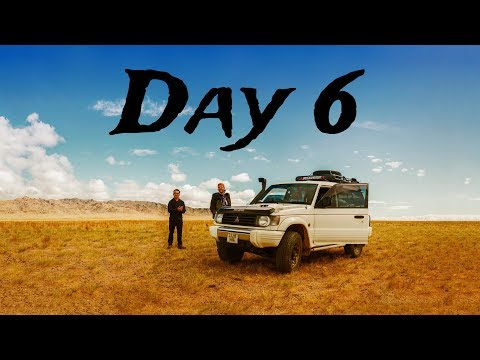 Travel Series ON AND OFF ROAD IN MONGOLIA, Ep. 6