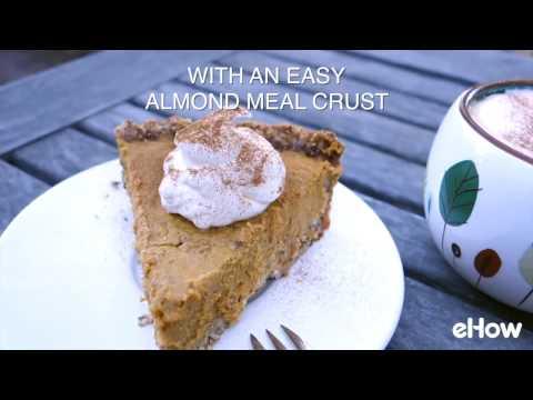 Gluten-free, Low-carb Pumpkin Pie