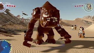 LEGO: Star Wars - The Force Awakens [JAKKU FREE PLAY] - PS4