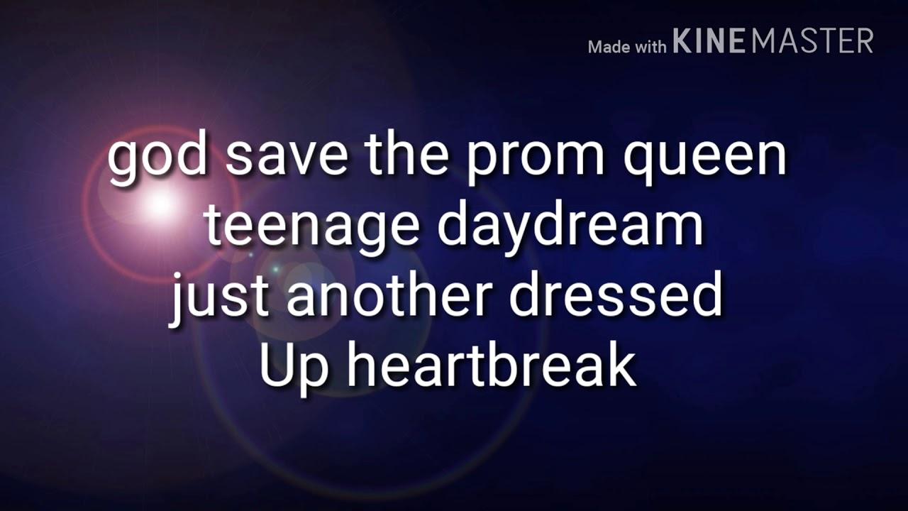 Molly Kate Kestner ~ prom queen (lyrics)